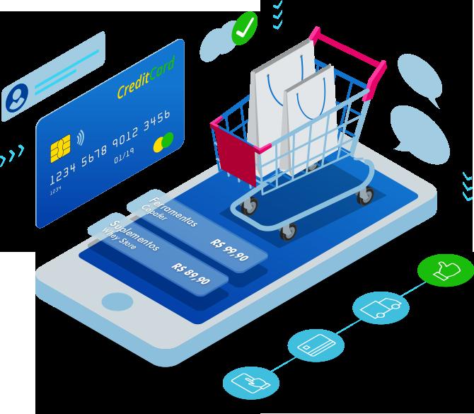 Criação de Loja Virtual - Seu e-commerce nas mãos certas