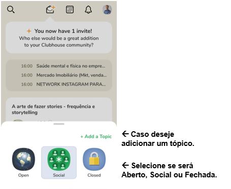 Clubhouse: a Agência FG explica como funciona o aplicativo! | Blog Agência FG
