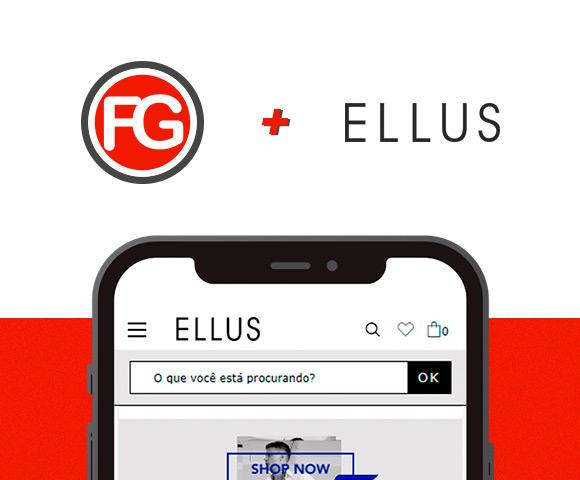 Bem-vinda, Ellus! Saiba mais no blog da Agência FG