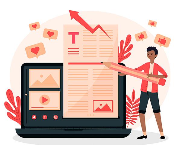 Marketing de conteúdo   Blog da Agência FG